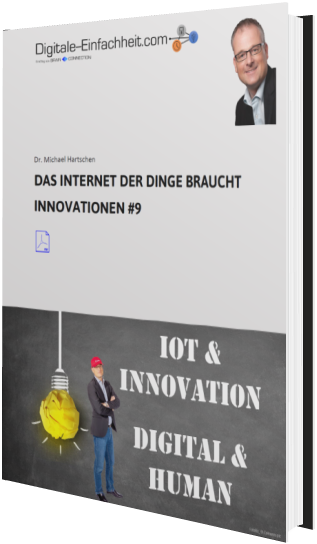 IoT Innovationen Hartschen Cover Einfachheit Brain Connection