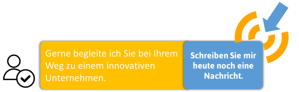 Call to action CTA Innovation Iot Blog Einfachheit Simplicity Digital