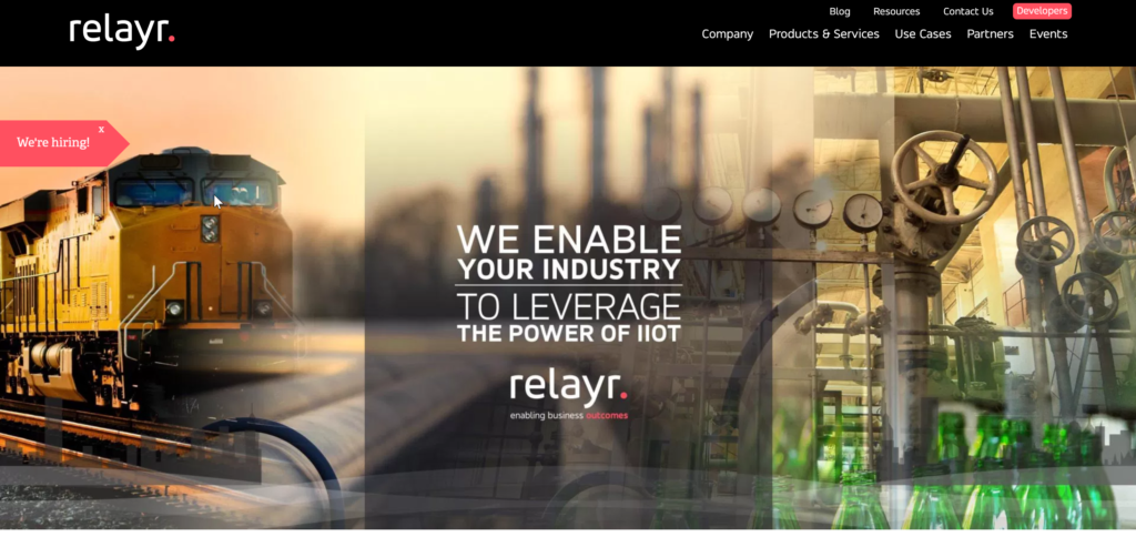 relayr The global Connector